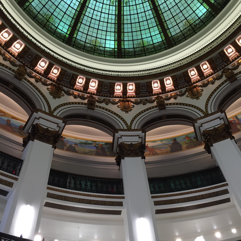 Cleveland Trust Rotunda Building